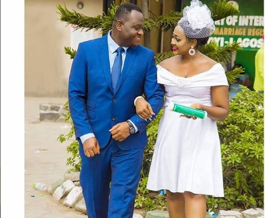 I Can't Believe i'm Married Barely 12 months of Dating…Actress, Naomi Emmanuel