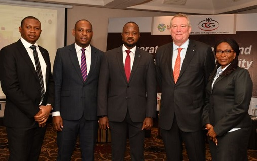 #CFA, #CFANigeriaConference, #CoronationMB, #CFANigeria, #FinancialReporting #CorporateGovernance, #LocalExpertise, Coronation Merchant Bank, #CoronationMerchantBank, Paul Smith, President & CEO, CFA Institute, Banji Fehintola , President, CFA Society Nigeria