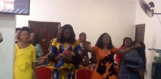 Pastor Fome Kings-Jack, Founder Convener of Know God More (KGM), an online Bible study community for women, Nigeria, Unity,