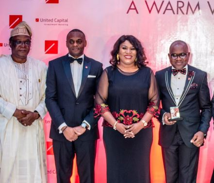 Mrs Toyin Sanni, Peter Asade, Africa Prudential Plc, Toyin Sanni, United Capital Plc, African financial and investment services Group,
