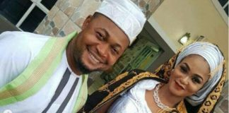 Nollywood Actor, Vincent Opurum, baby, Nollywood, entertainment, family