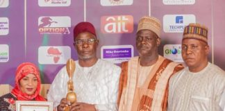 Gov. Tambuwal, Damilola Oke, others receive Peace Achievers Awards