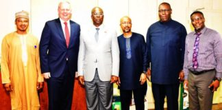 MOMAN Pays Courtesy Visit to Minister of State for Petroleum Resources