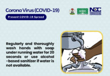 What We're Doing to Support Stakeholders' Efforts to Deal with COVID-19, by NCC