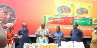 TGI Donates Relief Materials to LASG for 200,000 families