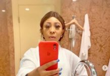 Nollywood actress, Precious Chukwueke