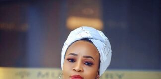 Nollywood actress, Fadekemi Momoh