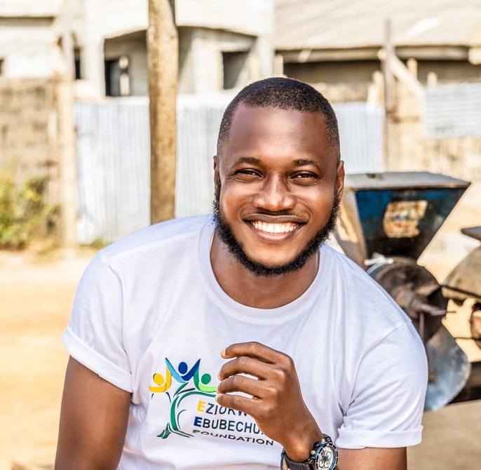 Covid-19: I Sold My Properties to Donate Palliatives to Widows-EEF Founder