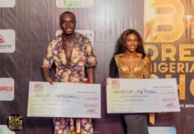 Damilare, Christiana now Millionaires, Emerge winners in Big Dreams Nigeria talent show