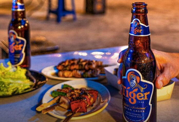 Nigerian Breweries Drags Owerri Youths to Tiger Street Food Festival