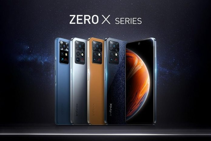 Infinix Launches Ground-breaking ZERO X Series with Super Moon Mode Camera