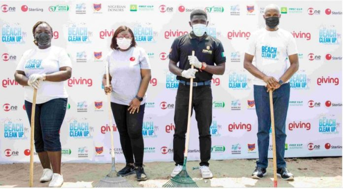 Rite Foods Partners Sterling One Foundation To Commemorate World Clean-Up Day