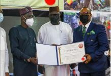 Adron Homes Get Certified by Lagos State Govt. for Complying with Building Guidelines